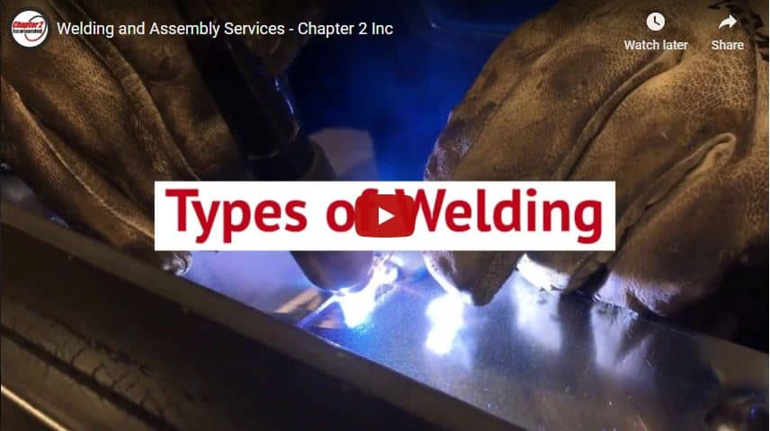 Welding and Assembly Services