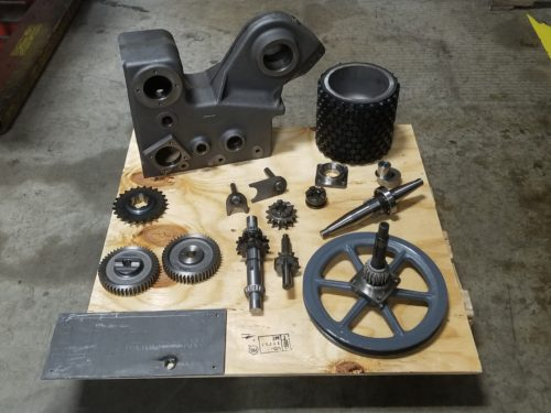 Gearbox Assembly Parts