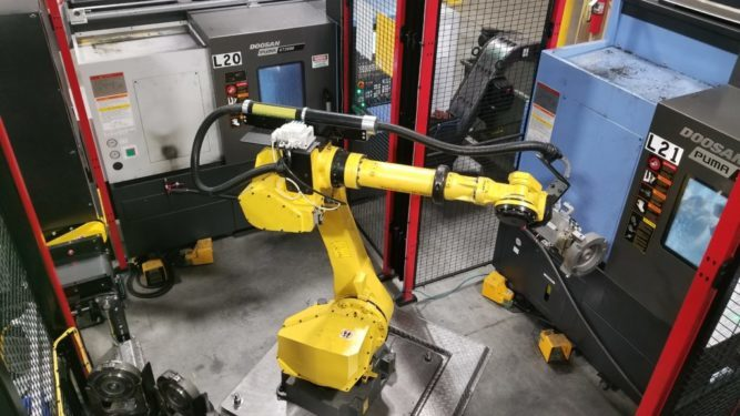 CNC Machining Automation Integration for the Power Equipment Industry