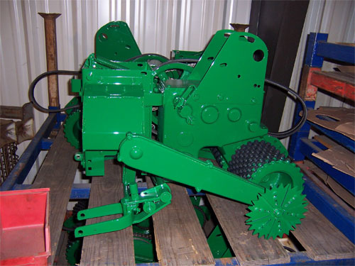 Gearbox for the Lawn & Gardening Industry