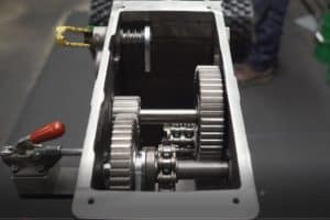 Assembly of Gearbox